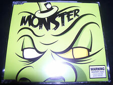 The Automatic Monster / High Tide Rare Enhanced Australian CD Single