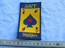 POCKET PATCH USA  VIETNAM  MIG KILLERS