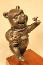 Rare Harry Holt Winnie The Pooh Disney Limited Edition Bronze Statue 92/200 COA
