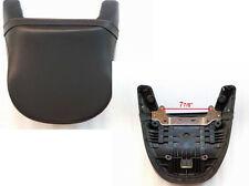Black Passenger Rear Pillion Seat for Suzuki Boulevard M109R VZR 1800 Intruder