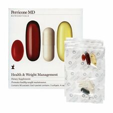 Perricone MD Health and Weight Management Vitamin Dietary Supplements 90 packets