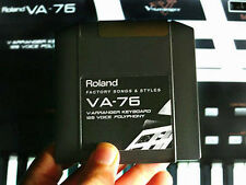 factory iomega zip floppy cartridge Roland styles upg midi songs for VA76 VA 76