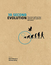 30-Second Evolution: The 50 most significant ideas and events, each explained in
