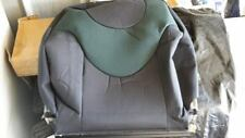ROVER 25 FRONT SEAT BACK SEAT COVER HBA106060WFM CHARTREUSE GREEN & ASH GREY