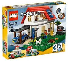 LEGO 5771 Creator Hillside House New/Sealed Free US Shipping Set Retired