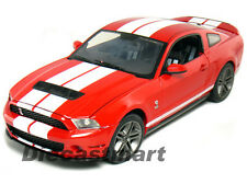 GREENLIGHT 1:18 2010 SHELBY MUSTANG GT-500 DIECAST RED
