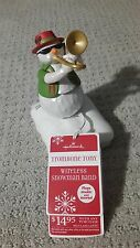 Hallmark 2011 Trombone Tony Wireless Snowman Band