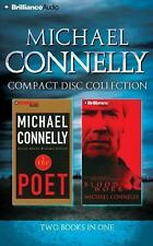 Michael Connelly CD Collection 3 : The Poet, Blood Work by Michael Connelly...