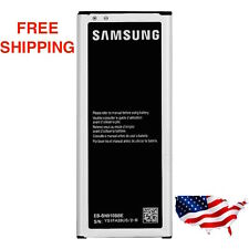 NEW Original OEM Samsung Galaxy Note 4 Battery 3220mAh EB-BN910BBE for SM-N