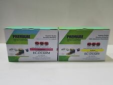 New Premium Toner Cartridge Dell CL1320 EC-D1320M, EC-D1320Y