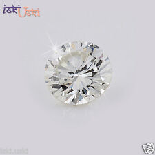 Round Brilliant Cut 100% Natural Loose 0.10 Ct I-J/SI Diamond IGL & I Certified