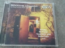 Goodbye Country (Hello Nightclub) - Groove Armada - CD 13 Tracks Low Postage