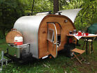 ATTN: GLAMPERS!!!!!    Big Woody Teardrop Camper Trailer PLANS in PDF  Download