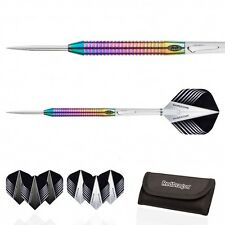 Red Dragon Razor Edge Rainbow 26 gram 85% Tungsten Darts