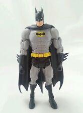 """DC Universe Classics DCUC Black & Gray Batman 6"""" Action Figure Mattel"""