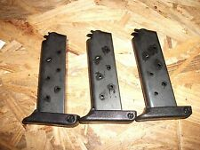 3 - NEW - 7rd extended magazines mags clips for Rock Island Compact 1911 .45 (*)