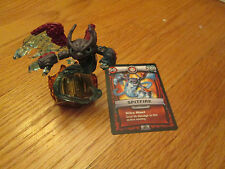 Skylanders Superchargers SPITFIRE FIGURE FIRE + CARD BATTLECAST PS4 PS3 XBOX ONE