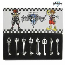 Kingdom Hearts II 8 KEY BLADE Sora Necklace Pendant B