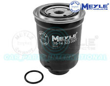 Meyle Fuel Filter, Screw-on Filter 35-14 323 0001