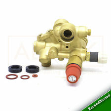 BAXI COMBI 105E & 105HE BOILER  HYDRAULIC INLET ASSEMBLEY 248246 WITH NEW PRV