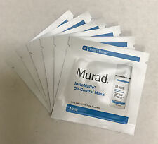 Murad InstaMatte Oil-Control Mask ACNE 5 x 0.033 oz + Free Shipping