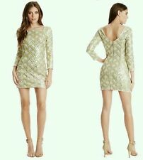 EXCLUSIVE GUESS BY MARCIANO WAGNER SEQUINED DRESS