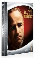 The Godfather Digibook (Region Free Nordic)Blu Ray NEW/Factory Sealed