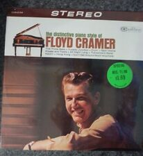 NEW SEALED The Distinctive Piano Style of Floyd Cramer stereo vinyl record LP