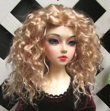 "Doll Wig, Monique Gold ""Ellowyne Rose"" Size 4/5 in Light Golden Blonde"