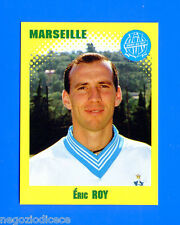 FOOT 98 FRANCE 1997-98 Figurina Sticker n. 190 - ROY - MARSEILLE -New