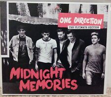 One Direction - Midnight Memories THE ULTIMATE EDITION (CD, 2013) DIGIPAK