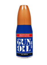 GUN OIL H2O - Water-Based Personal Lubricant 8oz - Super Smooth Glide