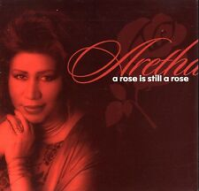A Rose Is Still a Rose by Aretha Franklin (CD-Single) BRAND NEW FACTORY SEALED