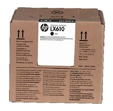 Original HP Tinte SCITEX LX610 LX820 LX850 / CN673A BLACK 3000ml INK Cartridge