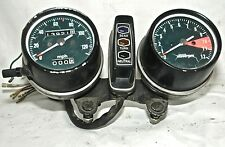 1972 Honda CB Bike * INSTRUMENT CLUSTER * Motorcycle Speedometer RPM Gauge Part