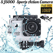 Waterproof Helmet Action DV Sports Camera Camcorder HD 1080P Sports Recorder UK