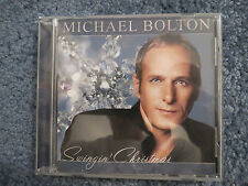 Michael Bolton : Swingin Christmas CD