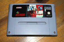 Jeu WEAPONLORD (WEAPON LORD) pour Super Nintendo SNES version PAL