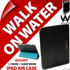 New Walk On Water by Krusell Borgart Case Stand Folio Cover for Apple iPad Air