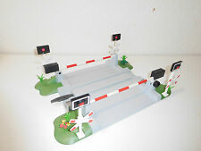 Playmobil railway Crossing train 4010 4016 4017 5258 etc type 4306