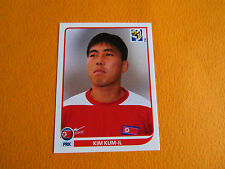 520 KUM-IL COREE NORD DPR PANINI FOOTBALL FIFA WORLD CUP 2010 COUPE MONDE