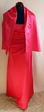 "Pink-""Material Girl ""Vintage Eve Gown & stole.Hollywood Glam, Wedding Dress.smal"