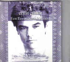 Ernst Jansz-Een Eerste Klein Verraad cd single