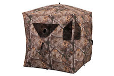 Ameristep Brickhouse Ground Blind Realtree Xtra Camo Pattern Free Shipping