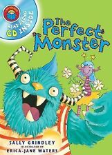 I Am Reading with CD:The Perfect Monster, Grindley, Sally, New condition, Book