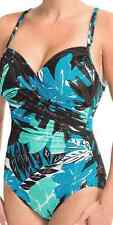 NEW MAGICSUIT URBAN SAFARI  1-PIECE SWIMMING SUIT WOMENS 12 LOOK 10 LBS LIGHTER