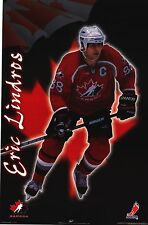 SPORTS POSTER~Team Canada Eric Lindros Olympics Flyers NHL Hockey Print New~