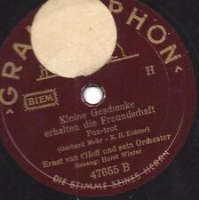 Horst Winter + Ernst van t`Hoff Orchester 1942 : Kleine weiße Schwalbe