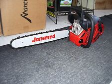 "New Jonsered CS 2255 Chainsaw with 20"" Bar & Chain - FREE SHIPPING, WARRANTY"