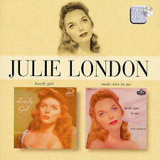 Lonely Girl/Make Love to Me [Remaster] by Julie London (CD, Oct-2002, Emi)